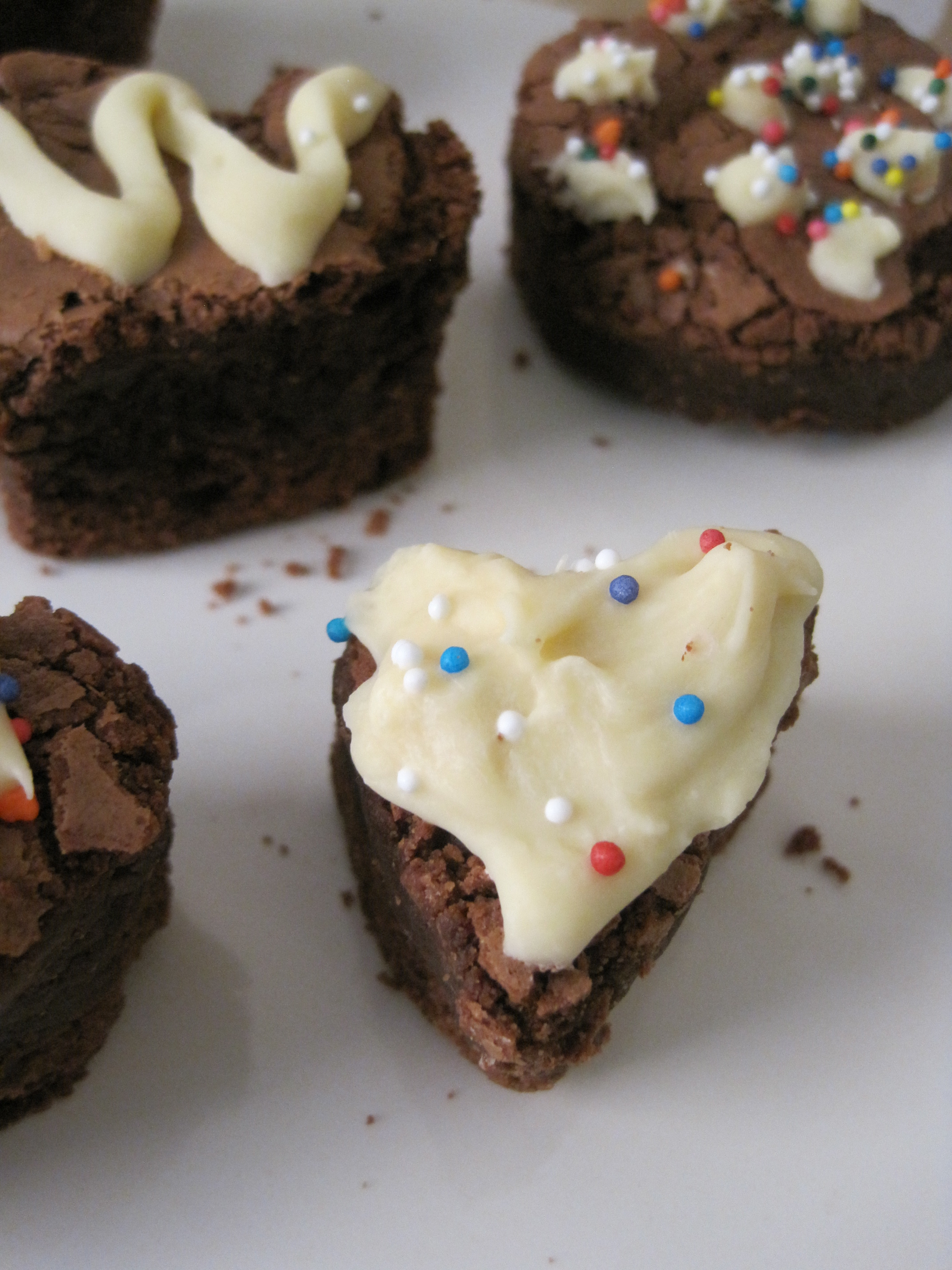 How To Dress Up Brownies Amp Valentine S Day