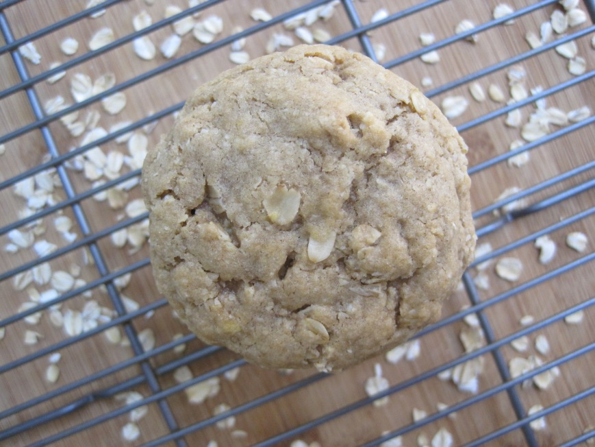 exquisite brown butter oatmeal cookies by the baking cup