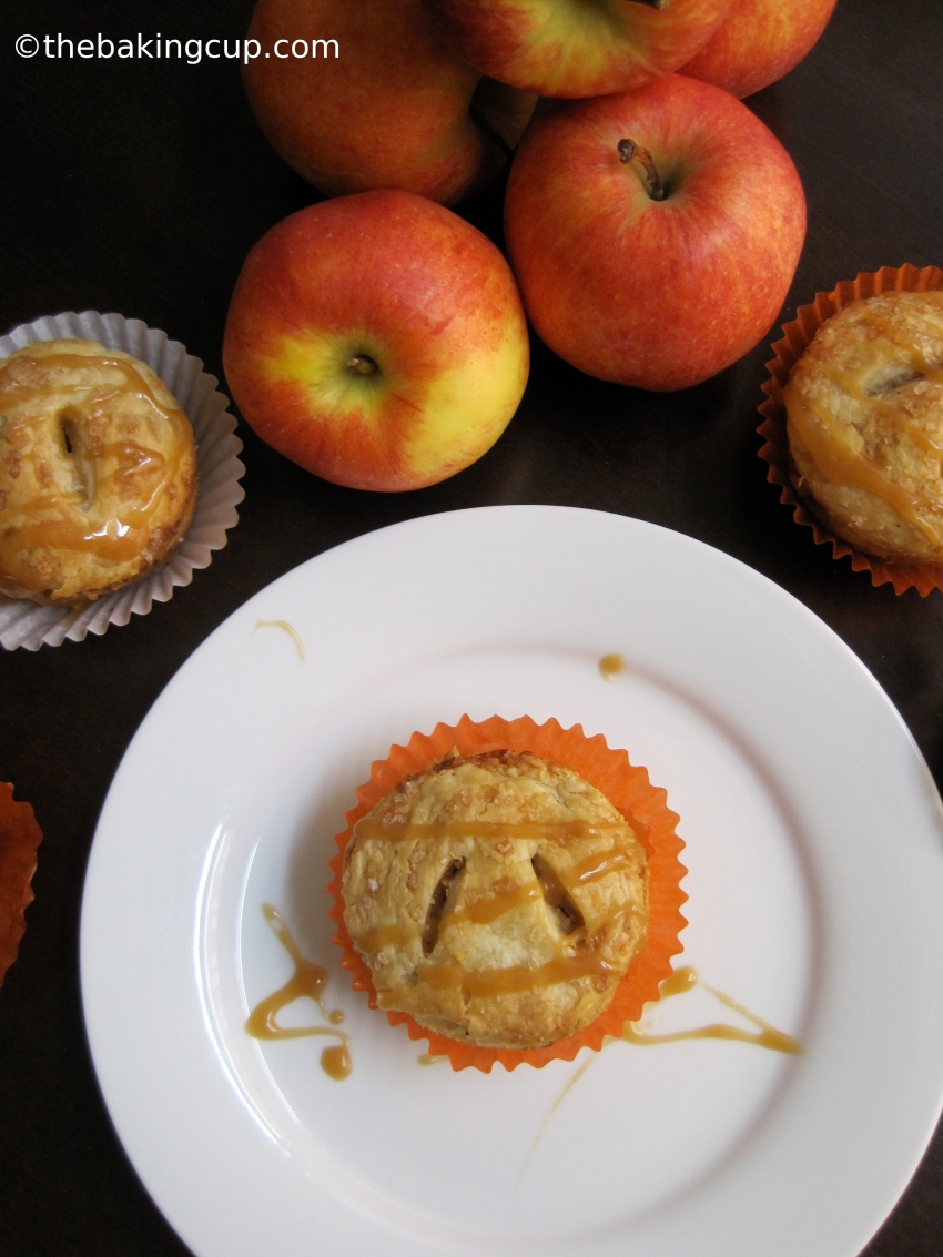 the baking cup mini apple pie9
