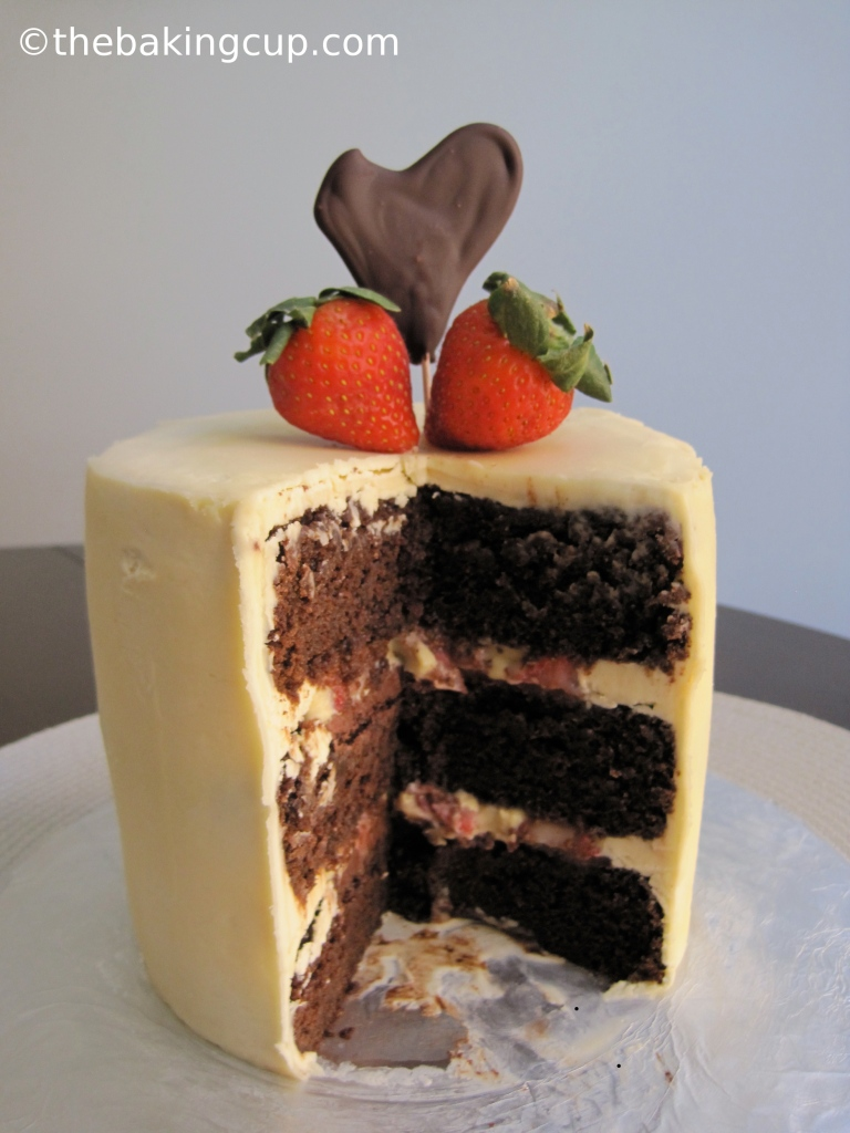 thebakingcup choc cake 1