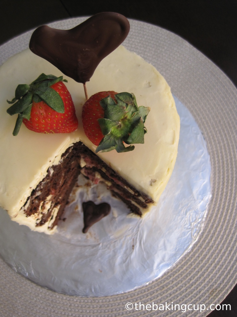 thebakingcup choc cake 3
