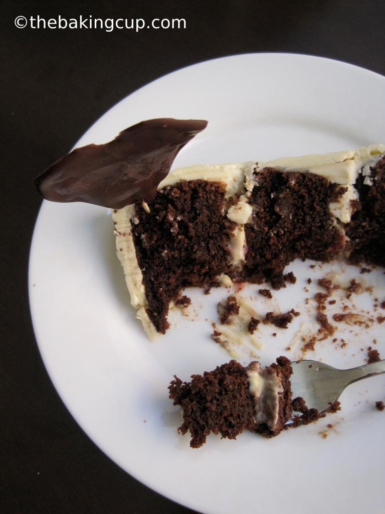 thebakingcup choc cake 5